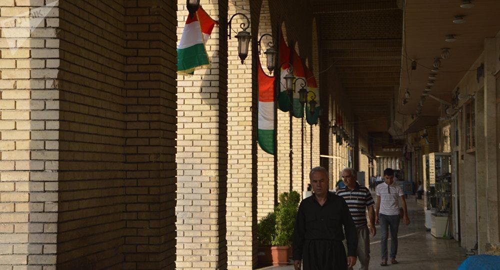 Población del Kurdistán iraquí