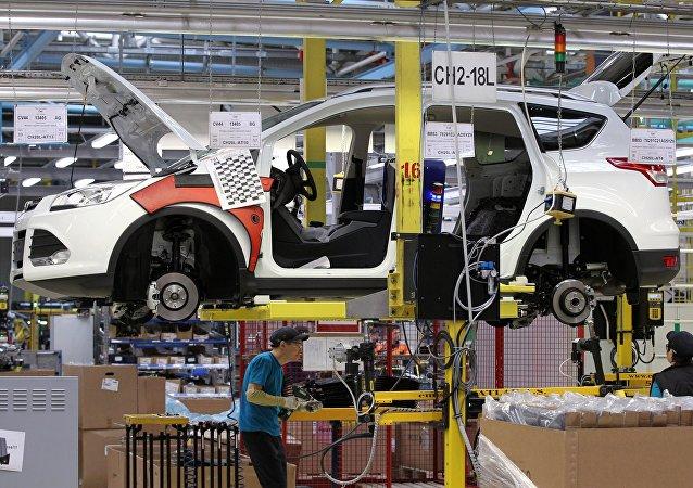 La fábrica Ford Sollers en la república de Tartaristán