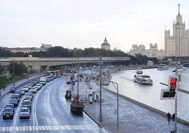 Moscú, la capital de Rusia (imagen referencial)