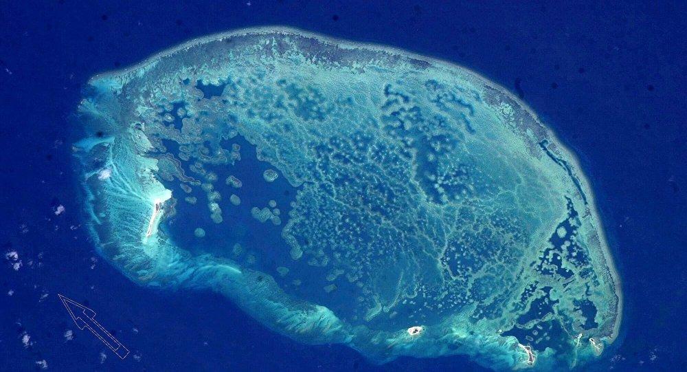 El Arrecife Alacranes