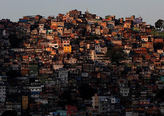 Favela Rocinha de Río de Janeiro