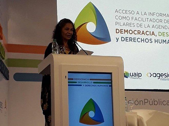 Lidia Brito, directora de Ciencias de la Unesco para América Latina