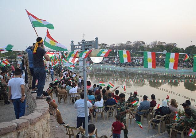 Referéndum Kurdistán iraquí (archivo)