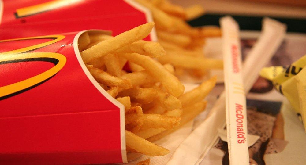 Un restaurante de McDonalds (archivo)