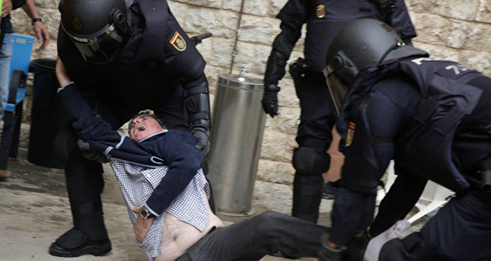ONU pide investigación por la violencia policial en Cataluña