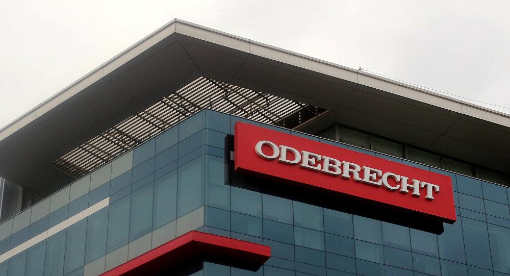 Logo de Odebrecht