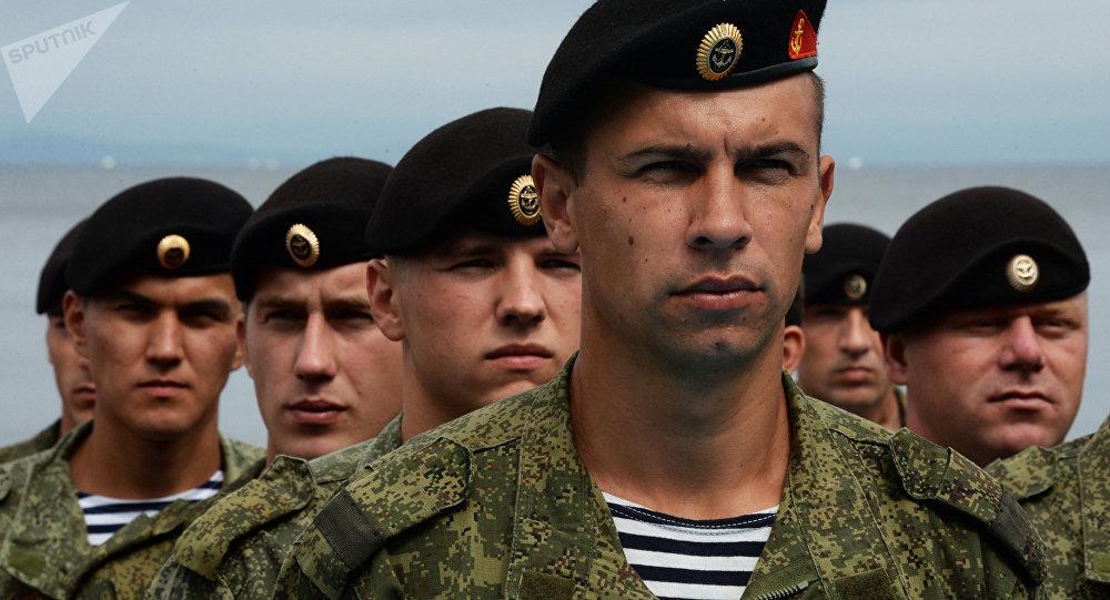 Militares de Rusia