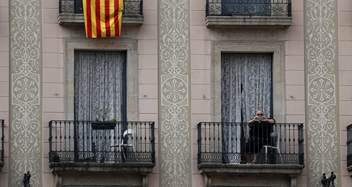 Barcelona, Cataluña, España (archivo)