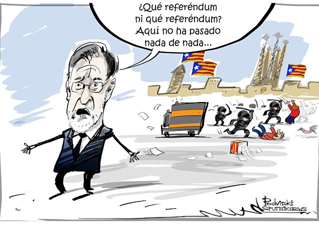 ¿Qué referéndum? Aquí no ha pasado nada