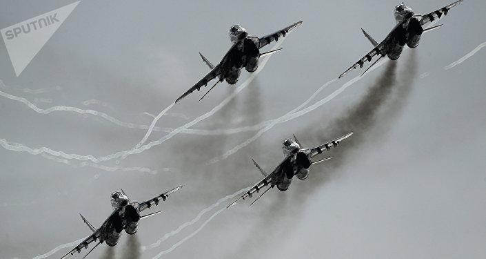 Международный военно-технический форум АРМИЯ-2016. День второй
