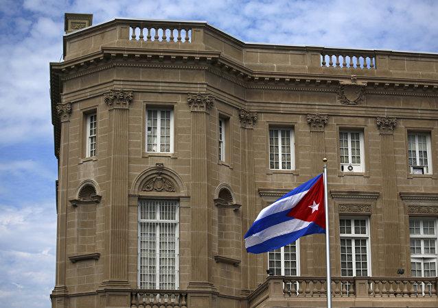 Embajada de Cuba en Washington, EEUU