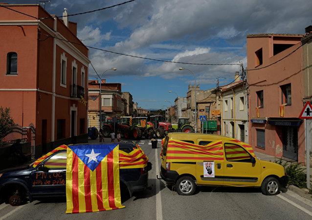 Huelga general de Cataluña