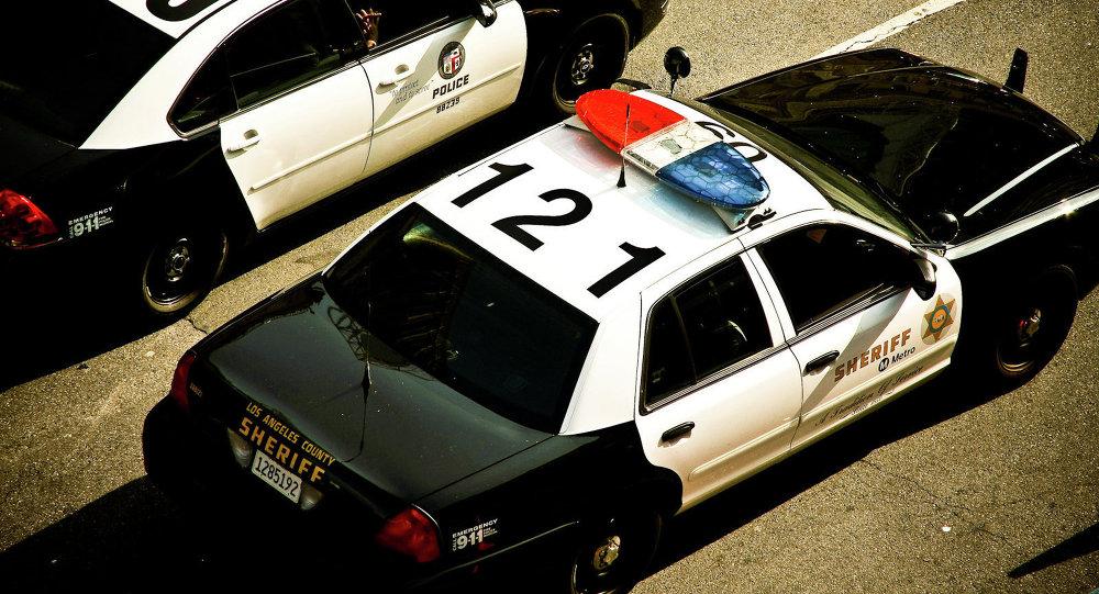 Policía estadounidense