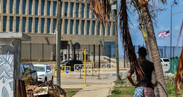 La embajada de EEUU en Cuba
