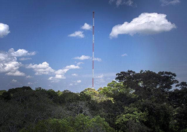 Observatorio de Torre Alta de Amazonía, Brasil