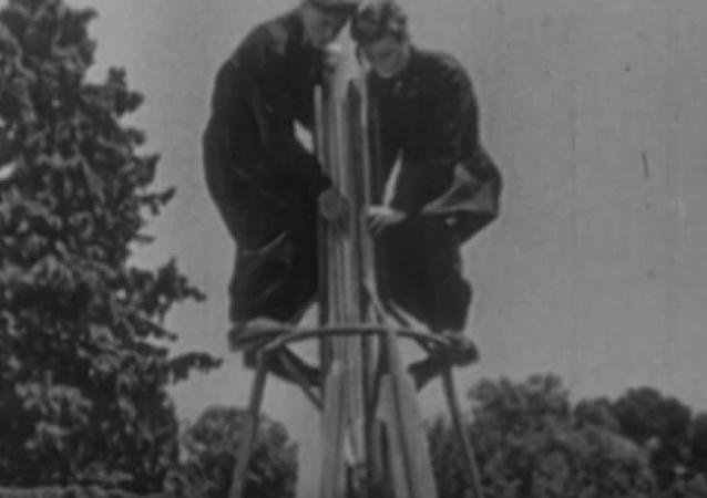 Así se lanzó el Sputnik, el pionero de la era espacial
