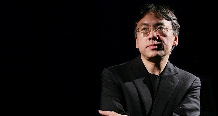 Kazuo Ishiguro, escritor británico de origen japonés (arhcivo)