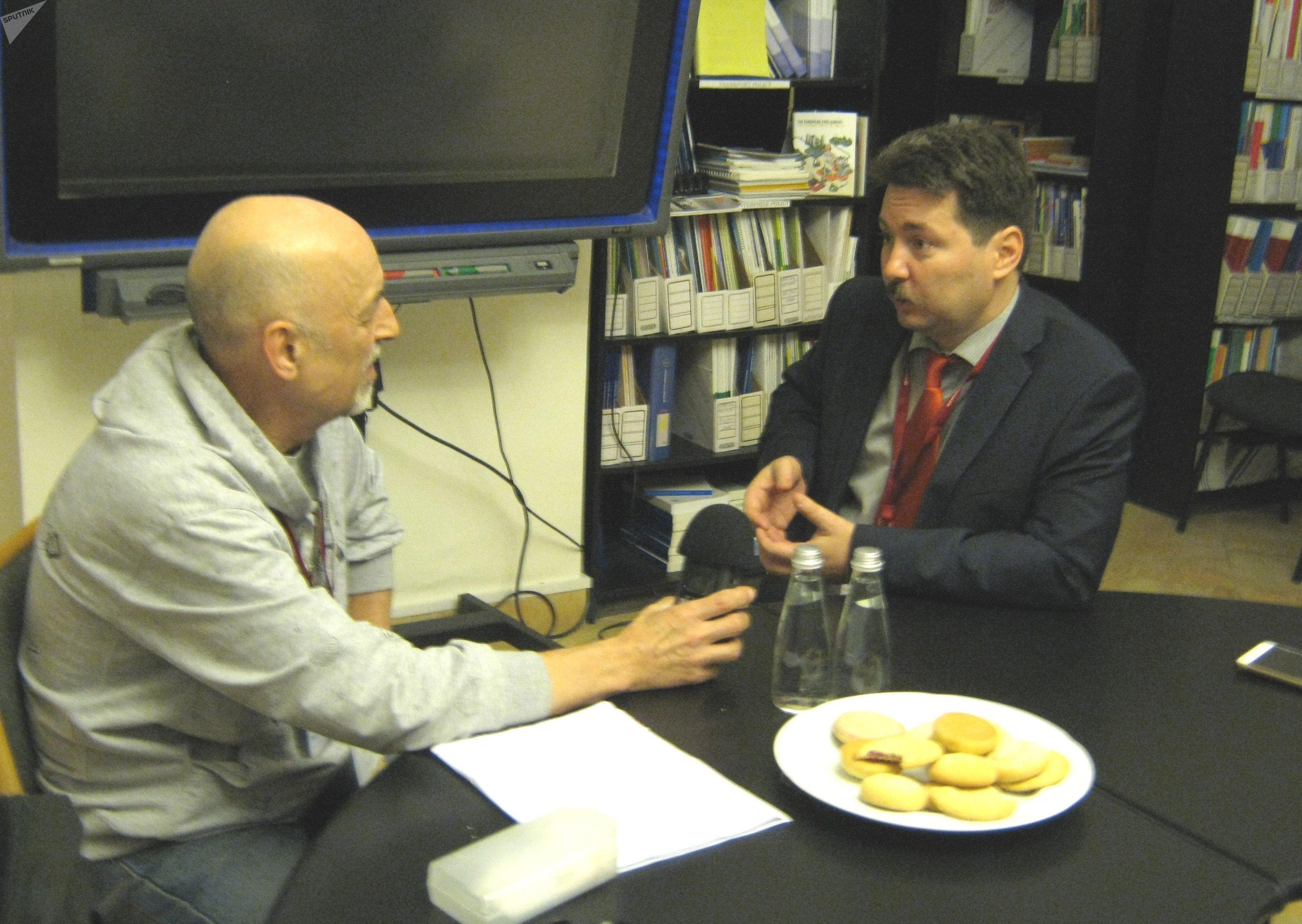 Doctor Víctor Jeifets (d.)