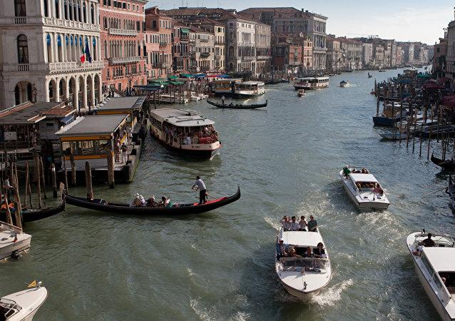 Venecia, capital de la región italiana de Véneto (archivo)
