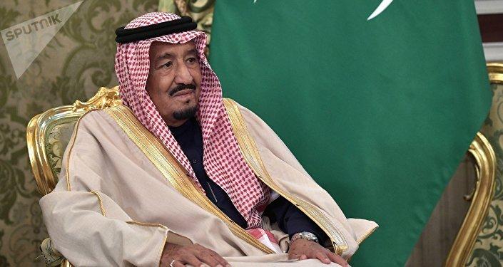 Salman bin Abdulaziz, el rey de Arabia Saudí