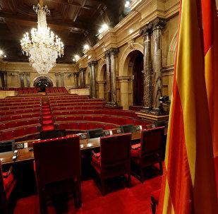 Parlamento de Cataluña