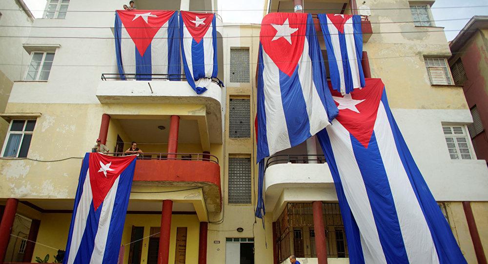 Banderas de Cuba