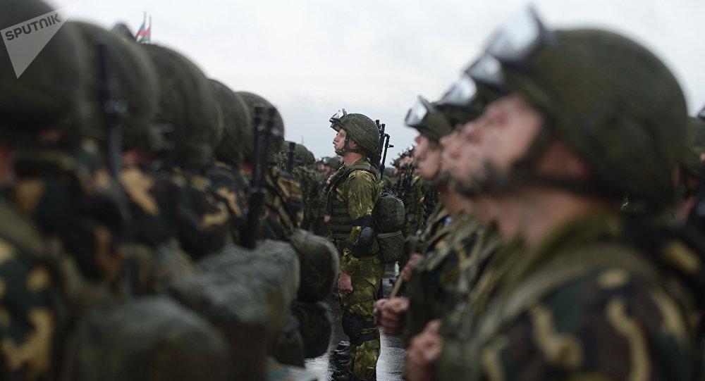 Maniobras ruso-bielorrusas Zapad 2017