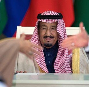 El rey saudí, Salman bin Abdulaziz Saud
