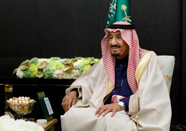 Salman bin Abdulaziz Saud, el rey de Arabia Saudí
