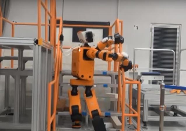 Robot E2-DR