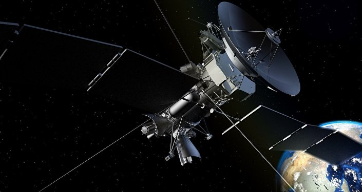 Un satélite (imágen referencial)