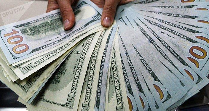 Billetes de 100 dólares (imagen referencial)