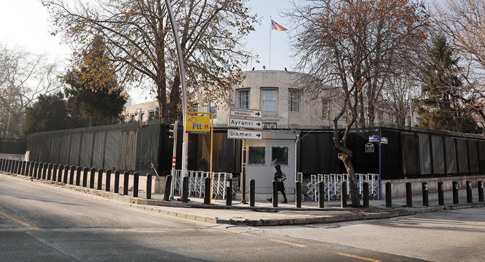 AMPLIACION: EEUU suspende emisión de visas para no inmigrantes en Turquía