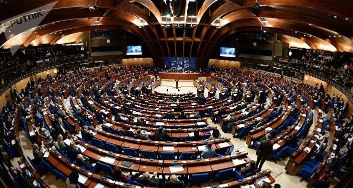 El Parlamento del Consejo de Europa (PACE)