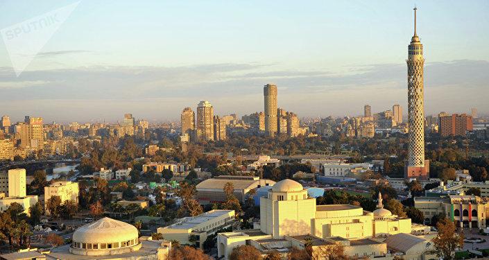 El Cairo, capital de Egipto