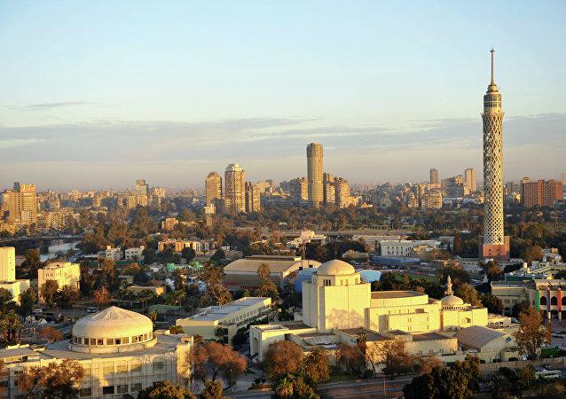 El Cairo, Egipto