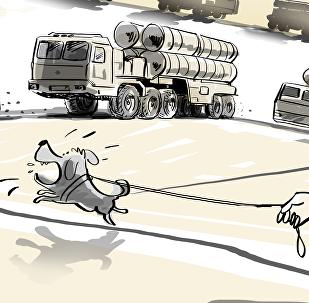 Los perros ladran… y los S-400 avanzan