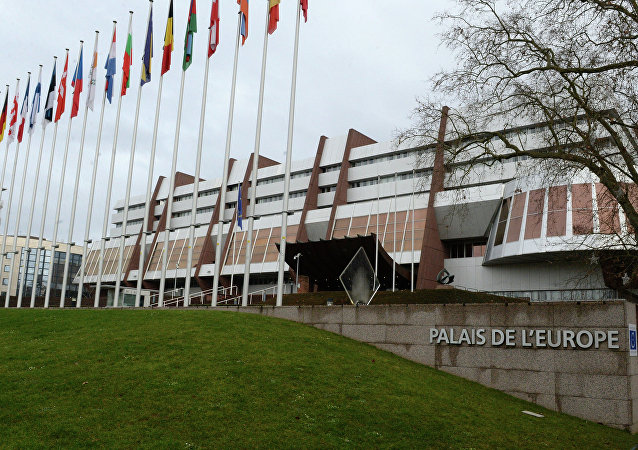 La sede de la PACE en Estrasburgo