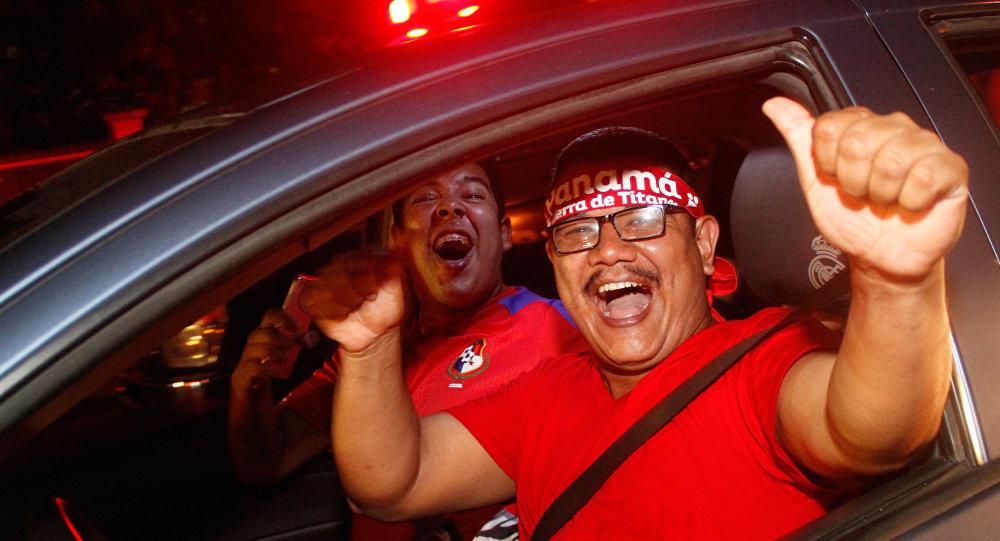 Panamá está de fiesta por su pase al Mundial