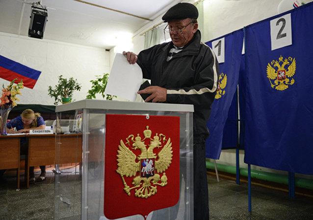 Las presidenciales en Rusia: los juegos de los veteranos
