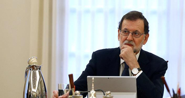 Los poderes de España y Cataluña chocan tras la independencia