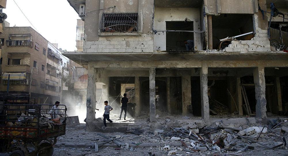 Triple atentado en Damasco deja un muerto y seis heridos