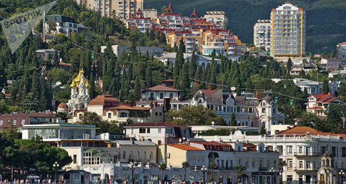 Crimea, Yalta (archivo)