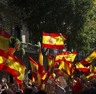 Las banderas de España