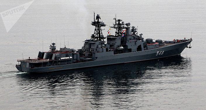 Almirante Panteléev