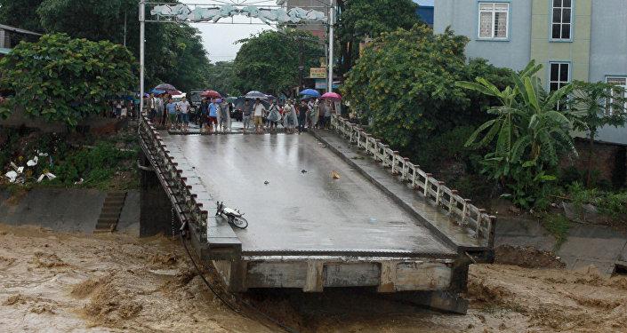 Las consecuencias de las inundaciones en Vietnam
