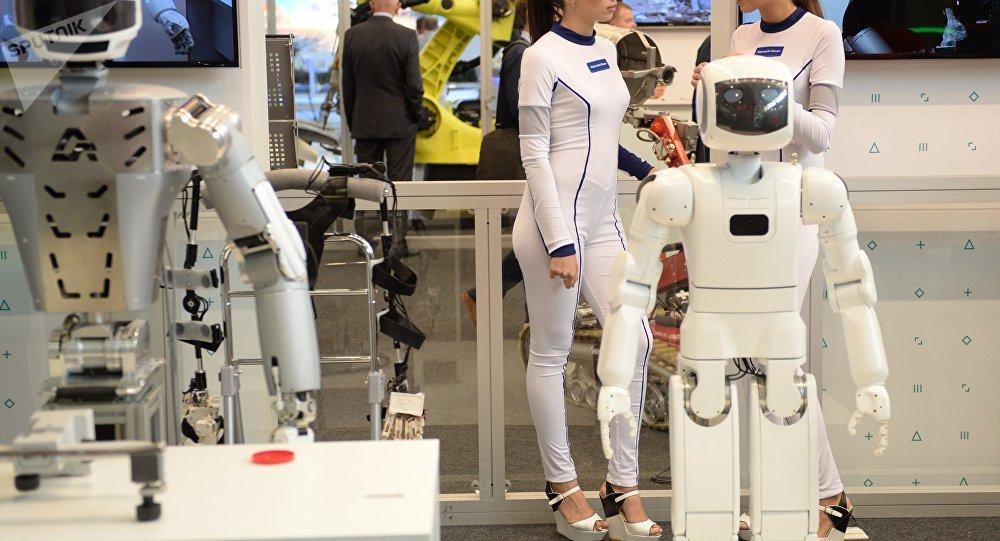 Los robots (imagen referencial)