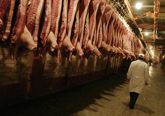 Brasil refuerza sus exportaciones de carne porcina a Rusia
