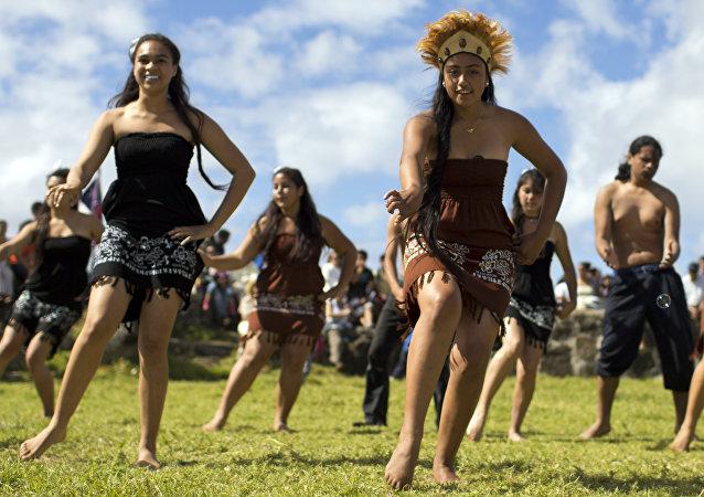 Los rapanui