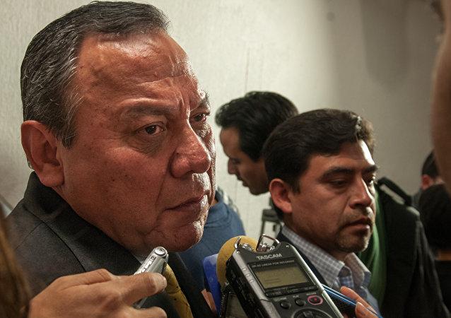 Jesús Zambrano, diputado mexicano